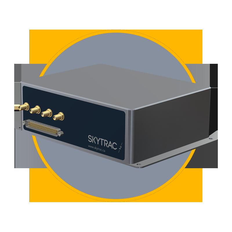 SKYTRAC Systems' UAV Satcom hardware.